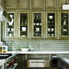 Lighten Up Dark Cabinets