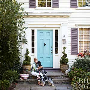 Best Colors For Front Doors - Best front door colors