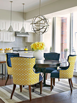 Choosing dining room colors for Dining room kitchen paint colors