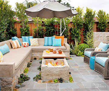 Transform a Small Backyard
