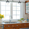 Place Your Sink in the Midst of the Prep and Cleanup Space