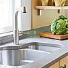 Under-Mount Stainless Steel Sink