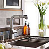 Incorporate the Sink with Your Kitchen's Color Scheme