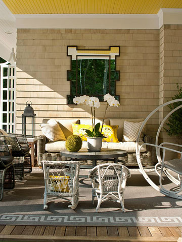 Tips to Outfit Your Porch