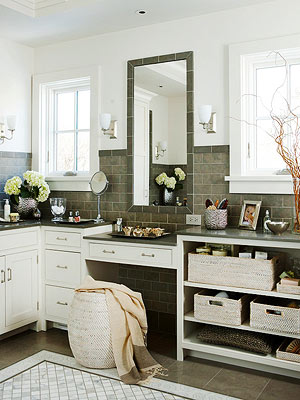 although offtheshelf bathroom vanity cabinets are great options for many spaces some bathrooms present difficult or awkward layouts