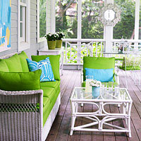 Indoor Porches