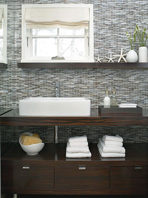 half bath design ideas - Half Bathroom Design Ideas