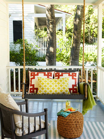 Outdoor Porch Retreats