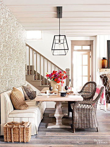 Browse Dining Rooms Decorating Ideas
