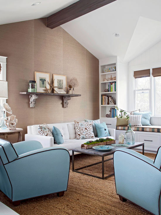 Grass Cloth Wallpaper Adds Natural Texture And Color To A Room, And Its  Sophisticated Aesthetic Can Be Applied To A Range Of Styles, Whether  Contemporary Or ...
