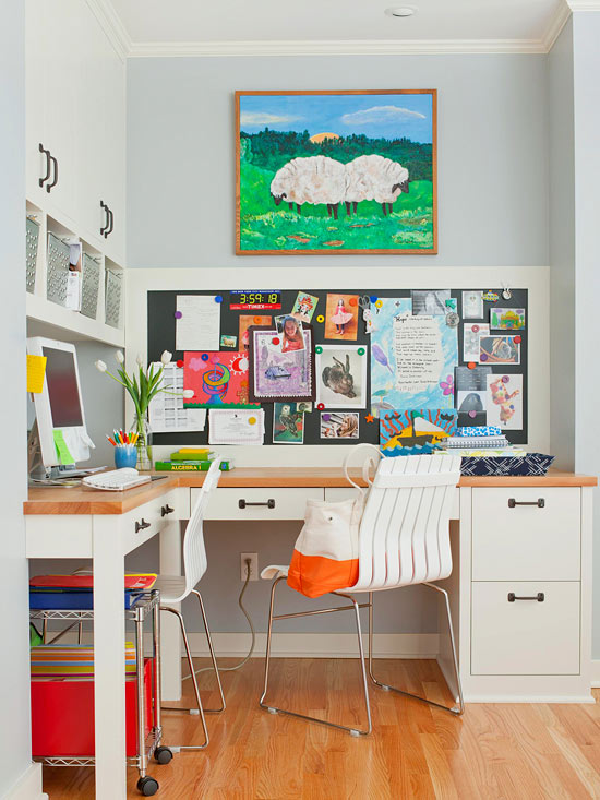 15-Minute Fixes: Offices and Workspaces