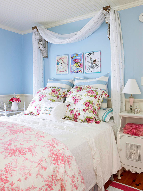 Embassy\'s Vintage Bedroom Ideas