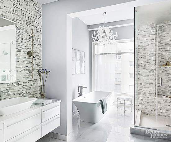 . Modern Bathroom Design Ideas