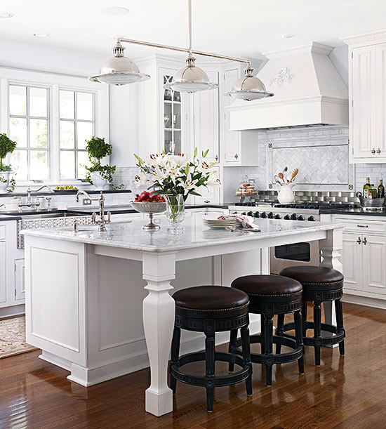Marble Countertop Ideas