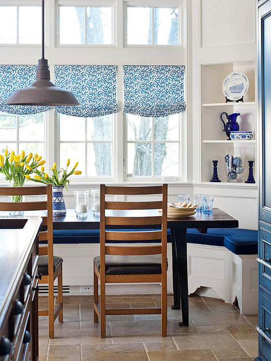 Casual Kitchen Dining