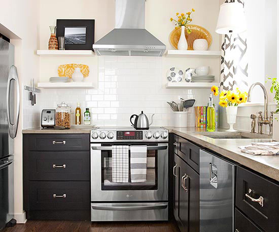 Best colors for small kitchens - Best colors for small kitchens ...