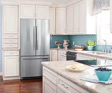 See the Secret to Sparkling Appliances