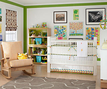 Our Favorite Baby Nurseries