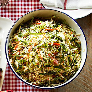 Trisha Yearwood's Fourth of July Coleslaw
