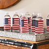4th of July Water Bottles