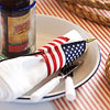 Flag Napkin Ring