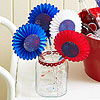 Red, White, Blue Fan Favors