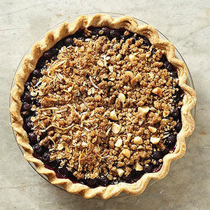 Make-it-Mine Streusel Pie