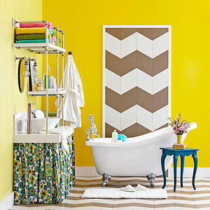 How to Decorate a Bathroom