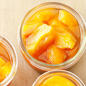 Balsamic Pickled Apricots