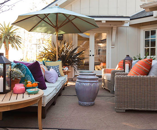 Decorating Patio Ideas