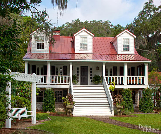 These Country Homes Will Inspire You to Call a Contractor