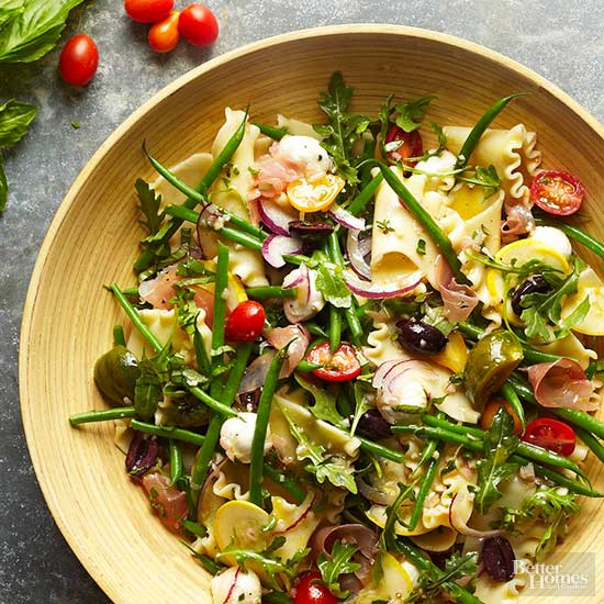 Fun and creative pasta salad recipes