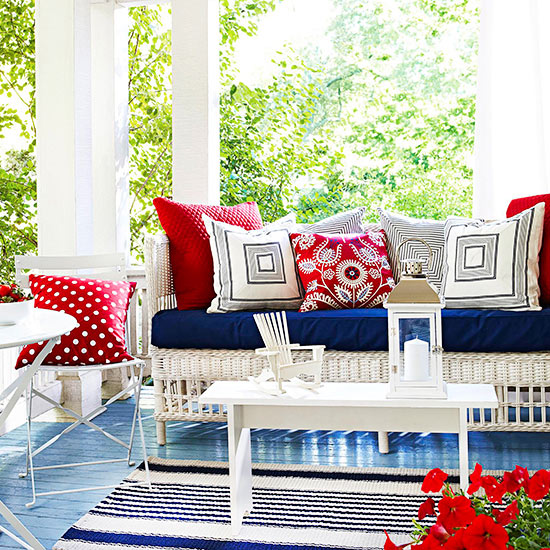 8 Essentials for a Country Porch