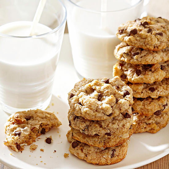 Whole grain chocolate chip cookies for Better homes and gardens chocolate chip cookies