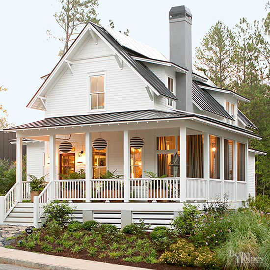 Creative Ideas for Porch Railings