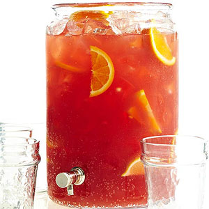 Easy Tailgating Punch