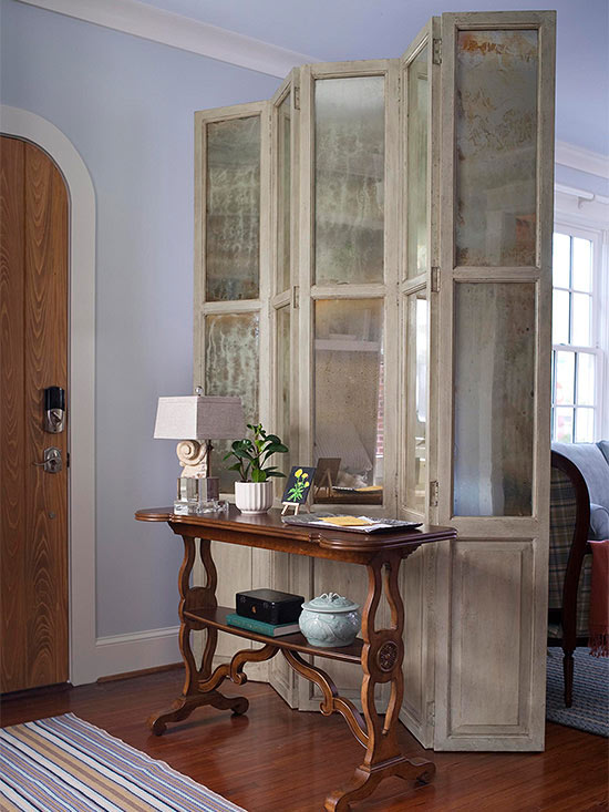 Home Design Ideas: Transitional Elements and Room Dividers