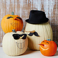 Fresh and Fun Pumpkins