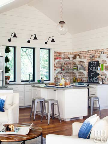 Beautiful Ideas for Brick