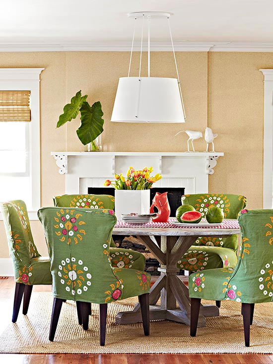 choosing dining room colors, Home designs