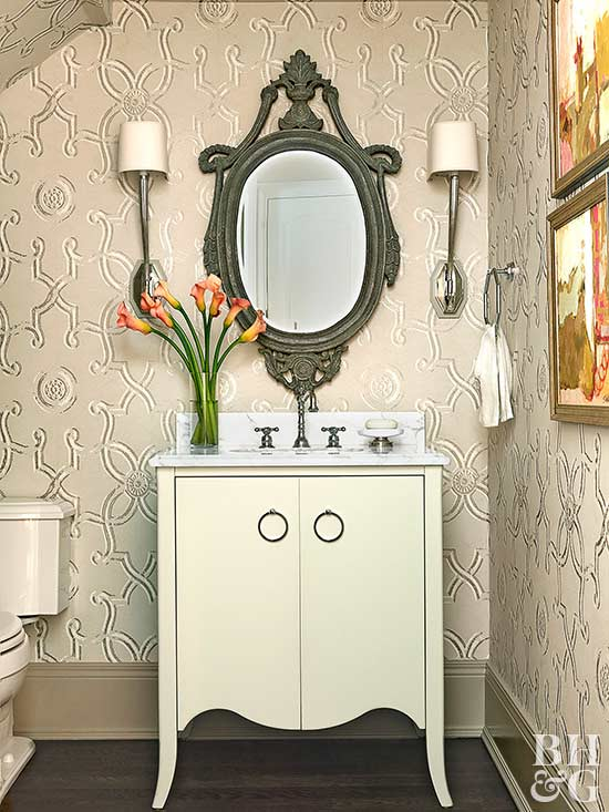 Powder Room Perfection