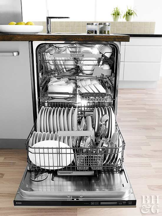 Here's the Definitive Way to Load Your Dishwasher