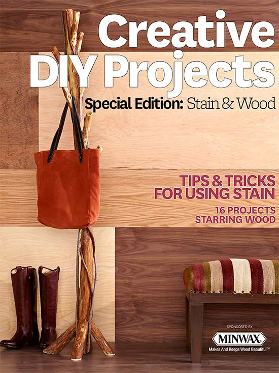 Creative Stain Projects
