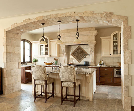 Tuscan decor for Tuscan style homes interior