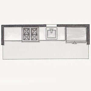 Small Kitchen Layout small kitchen plans