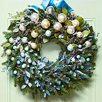 Creative Homemade Holiday Wreaths