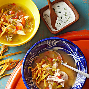 Sopa de Limon (Lime Soup)