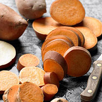 How to Make Sweet-Potato Biscuits
