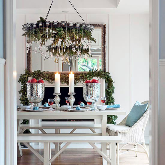 Holiday Decorating Ideas For Every Room In: Christmas Decorations For Every Room
