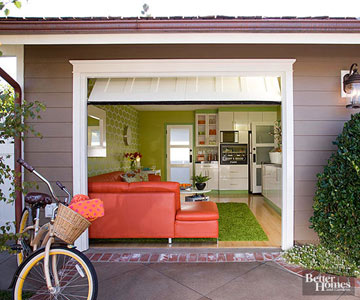 Amazing Garage Makeover